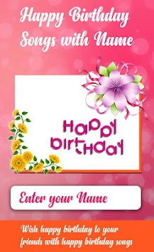 Download Birthday Video With Song And Name Maker APK latest