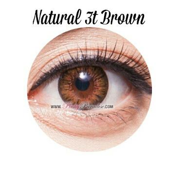 NATURAL 3T BROWN