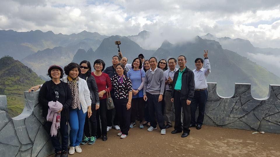Cảm xúc đẹp trên đỉnh đèo Mã Pí Lèng
