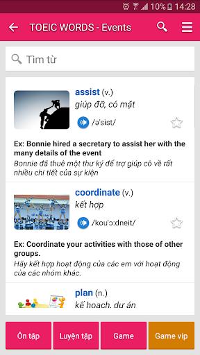 English Vietnamese Dictionary TFlat 6.8.5 screenshots 10