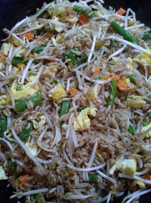 Vegetarian Fried Rice Recipe