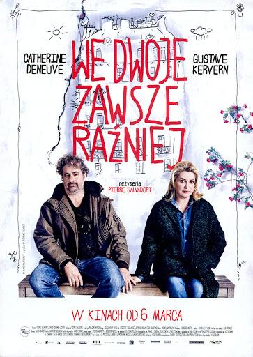 Przód ulotki filmu 'We Dwoje Zawsze Raźniej'
