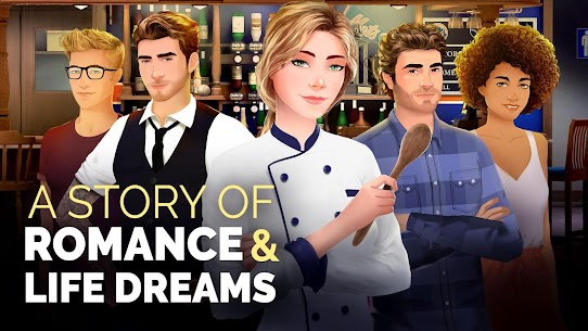 Recipe of love: Interactive Story MOD (Unlimited Money/Free Shopping) 3