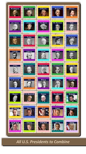 POTUS 2048 - U.S. Presidents Tile Puzzle Game hack tool