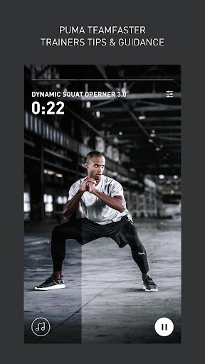 PUMATRAC - Fitness Training, Workouts & Running App Report