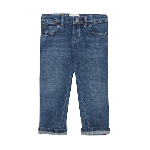 Primary image of Gucci Washed Denim Jean
