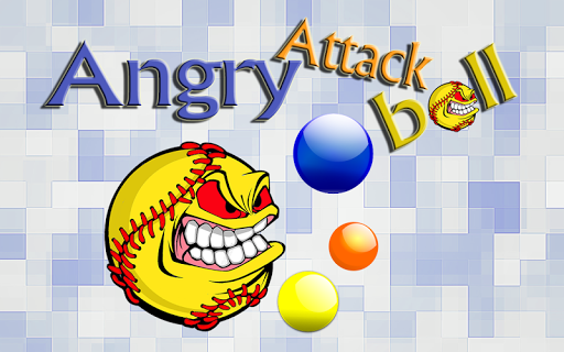 Angry Attack Ball
