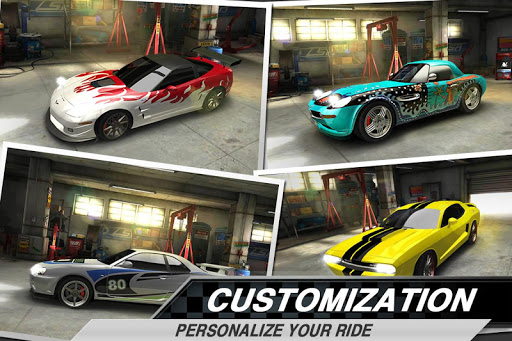 Light Shadow Racing Online screenshot 18