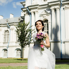 Wedding photographer Nataliya Kachunyak (NataliaKach). Photo of 24.08.2017