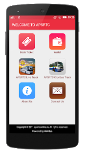 How to book a ticket in apsrtc
