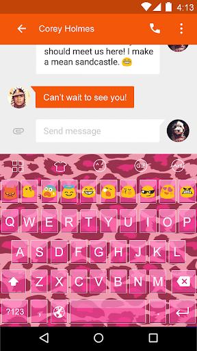 Fringe -Love Emoji Keyboard