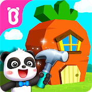 Baby Panda's Pet House Design