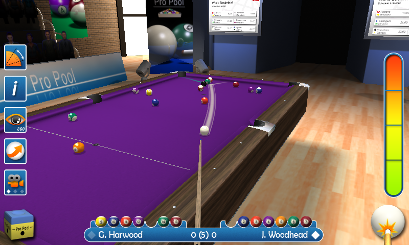 Pro Pool 2018 Screenshot 4