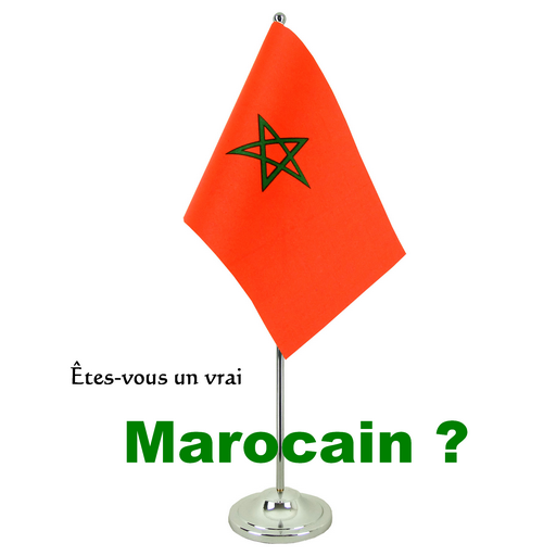 Are you real Moroccan ?