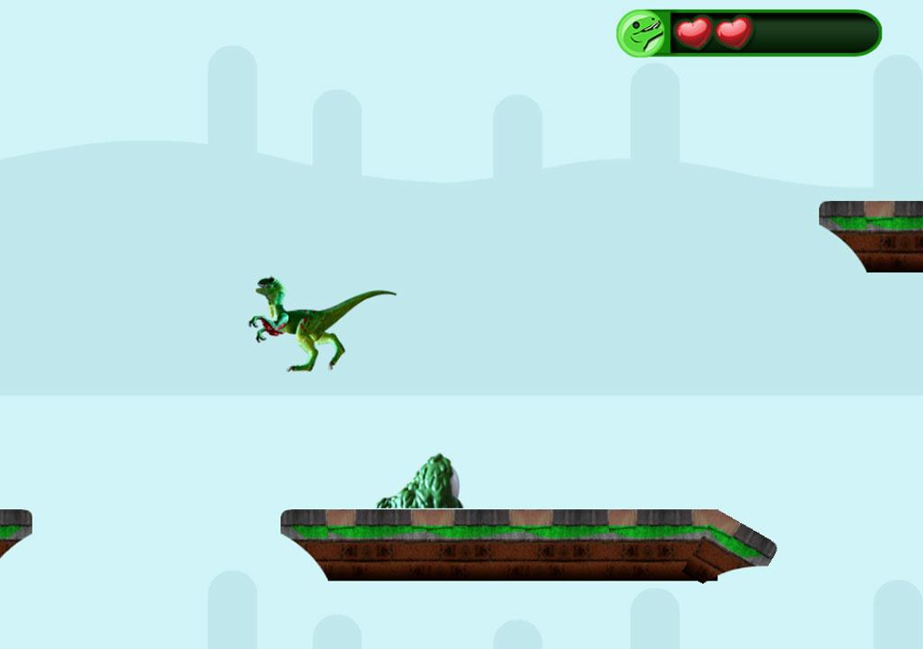Runosaur- screenshot