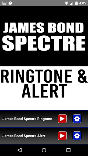 James Bond Spectre Ringtone