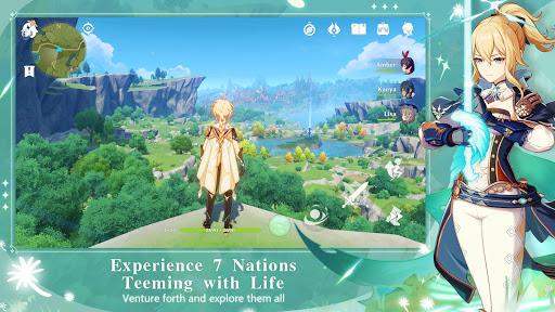 Genshin Impact apktreat screenshots 2