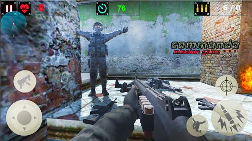 Commando Mission Game 3D