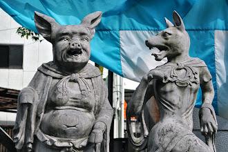 Photo: Szörnyek, Horikirishobuen