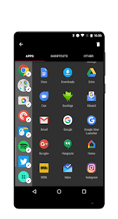 Meteor Swipe - Sidebar, Themes- screenshot thumbnail
