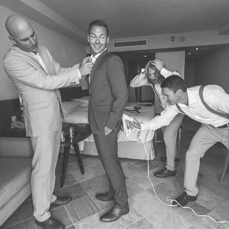 Fotógrafo de bodas Cristhell Bernal (crisbernal). Foto del 01.11.2017