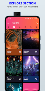 LitWallz – 4K, HD Wallpapers & Backgrounds apk download 4