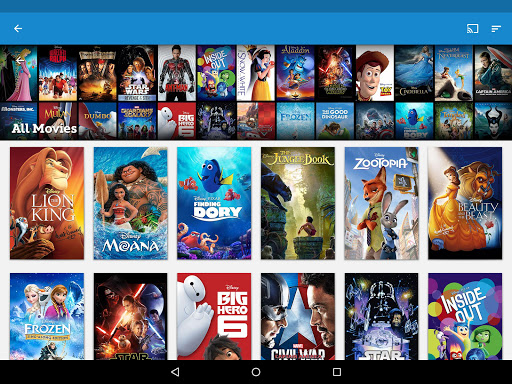 Disney Movies Anywhere screenshot 4