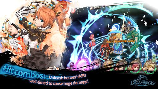 Diosa Force II Elemental Order 6.7.2 Cheat screenshots 3