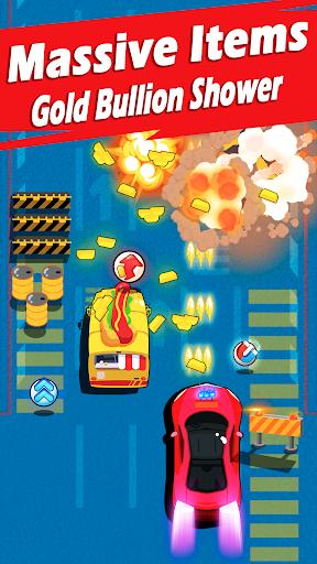 Télécharger Gratuit Chaos Racer: Fusionner et Combattre APK MOD (Astuce) screenshots 1