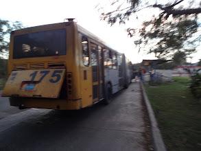 Photo: Že budem hustý a pojedem veřejnou dopravou. Pravda, stálo to asi 2 kubánský pesos (=nic), ale za to jsme do centra jeli přes hodinu.