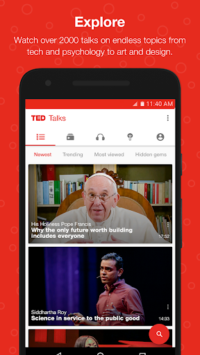 TED for Android v3.1.4