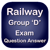 Railway Group D Exam Question Answer Preparation