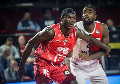 Ibrahima Fall Faye verlaat de Antwerp Giants en gaat in Frankrijk aan de slag