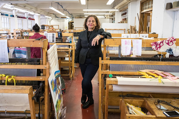RISD's First Endowed Chair in Textiles