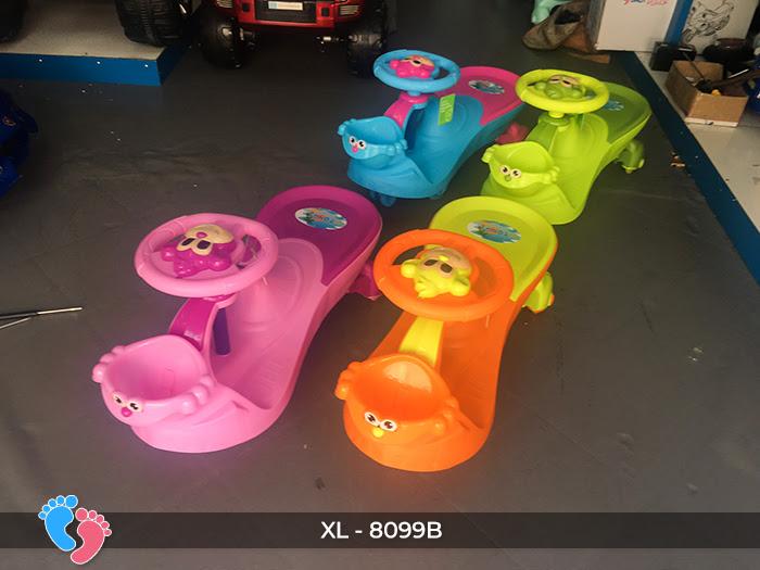 Xe lắc cho bé Broller XL-8099B 1