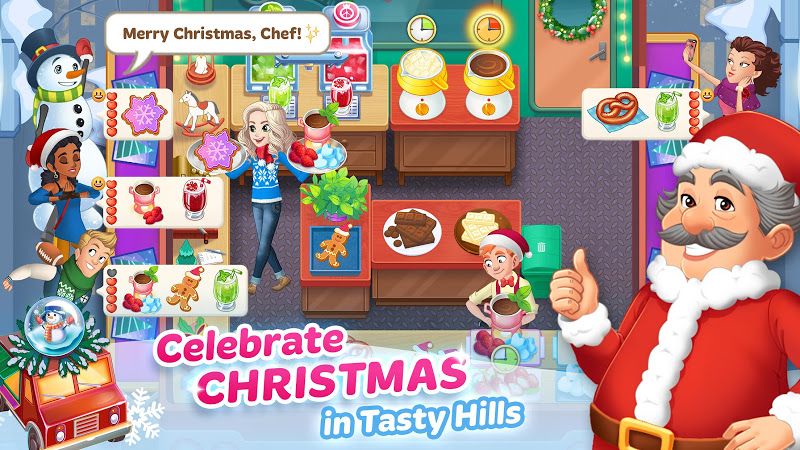 Cooking Diary®: Tasty Hills – APK MOD HACK – Dinheiro Infinito