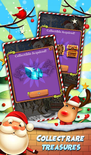 Xmas Mahjong: Christmas Holiday Magic android2mod screenshots 5