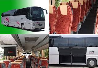 Photo: Na cestu do Paříže jsme se vydali nizozemským autobusem Bova Futura FHD2 148-460 z prostějovské firmy FTL. Autobus má tři nápravy, je 15 m dlouhý a uveze 65 cestujících.