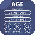 Age Calculator by Date of Birth apk