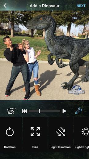 Jurassic World MovieMaker screenshot 3