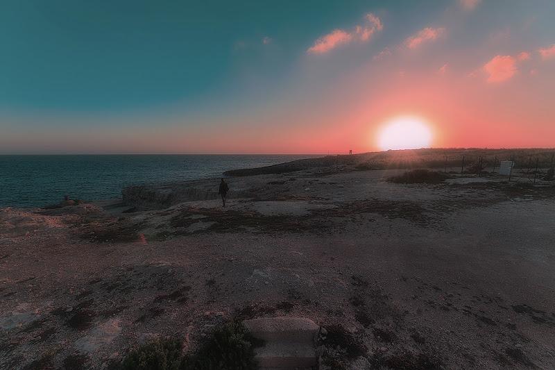 Al tramonto di fotonaturalistica