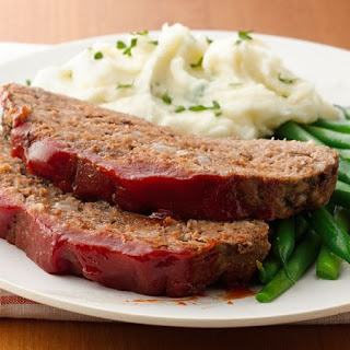 Classic Slow-Cooker Meatloaf.