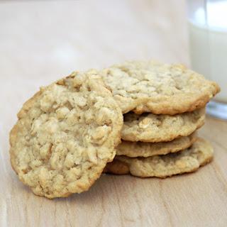 Florida Sun Oatmeal Cookies