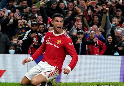 """Solskjaer ne peut qu'encenser Cristiano Ronaldo:""""Que ceux qui le critiquent regardent son match"""""""