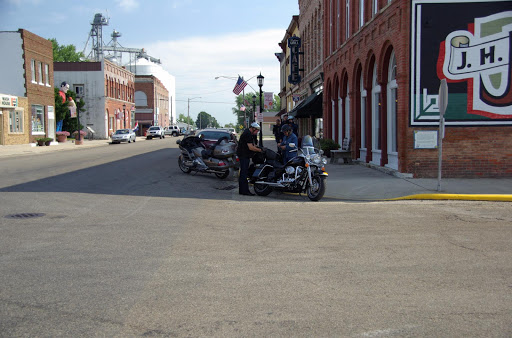 La route du blues sur Harley Davidson