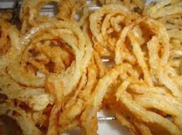Onion Straws Recipe