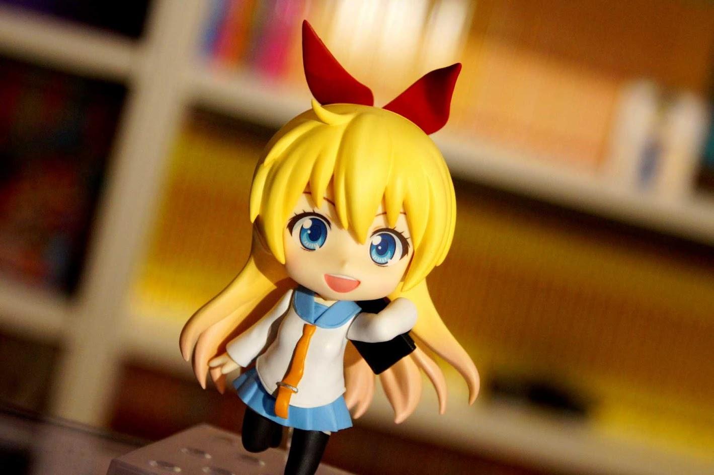 Nisekoi - Kirisaki Chitoge - Nendoroid #421 (Good Smile Company)