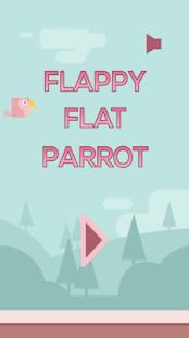 Tải Flappy Flat Parrot APK