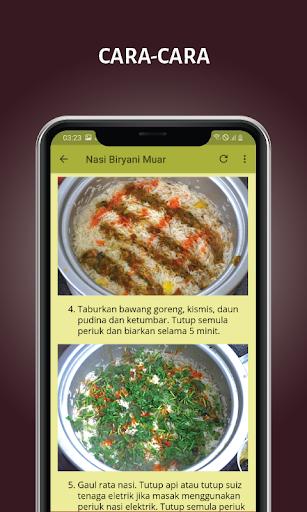 Resepi Juadah Raya screenshot 3