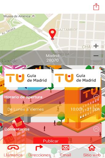 玩通訊App|Tu guia de Madrid免費|APP試玩